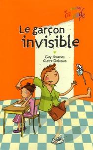 Guy Jimenes - Le garçon invisible.