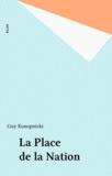 Guy Konopnicki - La Place de la Nation.