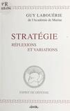 Guy Labouérie - Stratégie - Réflexions et variations, 1992.