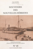 Guy Lacam - Souvenirs des Nouvelles-Hébrides - Nouvelles-Hébrides, 1840-1980 : Vanuatu : pèlerinage à Vanikoro.