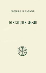 Deedr.fr DISCOURS 24 A 26. Edition bilingue français-grec Image