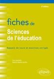 Guy Lapostolle et Béatrice Mabilon-Bonfils - Fiches de sciences de l'éducation.