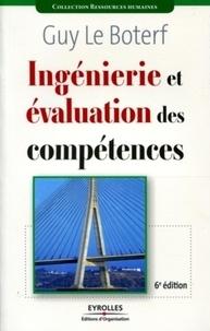 Guy Le Boterf - Ingénierie et évaluation des compétences.