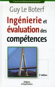 Guy Le Boterf - Ingéniérie et évaluation des compétences.