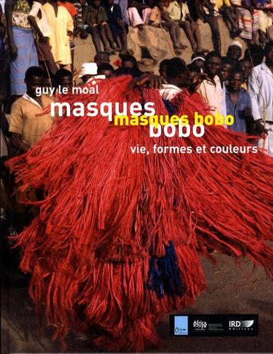 Guy Le Moal - Masques bobo - Vie, formes et couleurs.