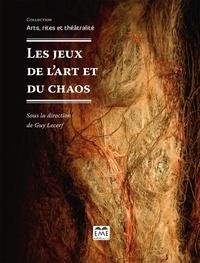 Guy Lecerf - Les jeux de l'art et du chaos.
