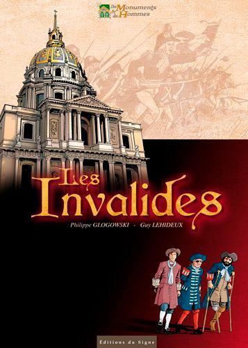 Guy Lehideux et Philippe Glogowski - Les Invalides.