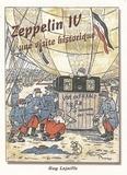 Guy Lejaille - Zeppelin IV, une visite historique.