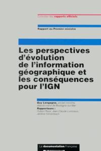 Ucareoutplacement.be Les perspectives d'évolution de l'information géographique et les conséquences pour l'IGN Image