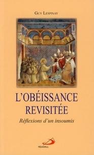 Histoiresdenlire.be L'obéissance revisitée - Réflexions d'un insoumis Image