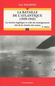 Goodtastepolice.fr La bataille de l'Atlantique (1939-1945) - La victoire logistique et celle du renseignement, clés de la victoire des armes Image