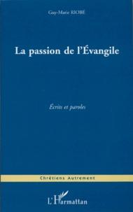 Guy-Marie Riobé - .