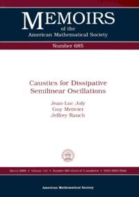 Accentsonline.fr Caustics for Dissipative Semilinear Oscillations Image