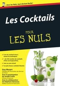 Guy Musart - Les cocktails pour les nuls.