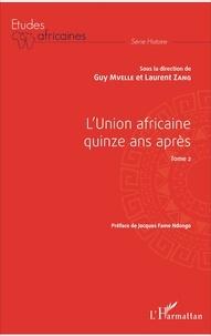 LUnion africaine quinze ans après - Tome 2.pdf