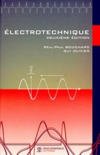 ELECTROTECHNIQUE. 2ème édition - Guy Olivier |