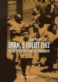 Cjtaboo.be Oran, 5 juillet 1962 - Leçon d'histoire sur un massacre Image