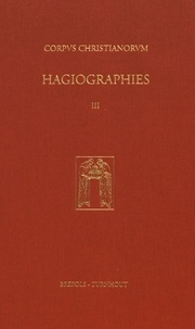 Guy Philippart - Hagiographies - Volume 3.