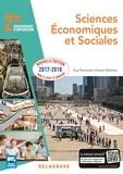 Guy Pierrisnard - Sciences économiques et sociales SES 2de - Elève.