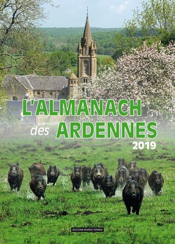 Guy Pleutin et Jean-Marie Lecomte - L'almanach des Ardennes.