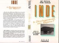 Guy Poitevin - Inde: developpement d'une impasse?.