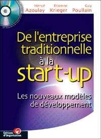 Corridashivernales.be De l'entreprise traditionnelle à la start-up - Les nouveaux modèles de développement Image