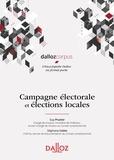 Guy Prunier et Stéphane Cottin - Campagne électorale et élections locales.