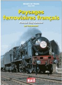 Guy Rannou - Paysages ferroviaires français.