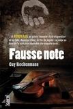 Guy Rechenmann - Fausse note.