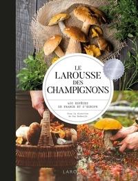 Guy Redeuilh - Le Larousse des champignons - 400 espèces de France et d'Europe.
