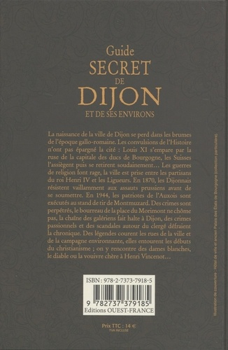 Guide secret de Dijon et de ses environs