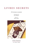 Guy Rouquet - Livres secrets - 18 écrivains racontent.