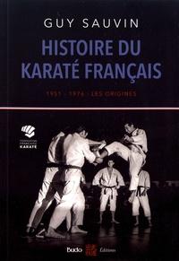 Galabria.be Histoire du karaté français - 1951-1976 : les origines Image