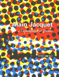 Guy Scarpetta - Alain Jacquet - Camouflages et Trames Exposition Nice Musée d'art moderne et contemporain 29 janvier-22 mais 2005.