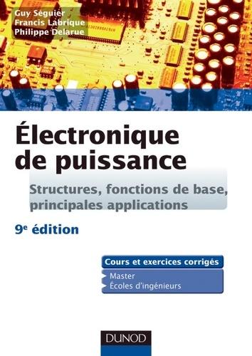 SEGUIER GUY PDF TÉLÉCHARGER INDUSTRIELLE ELECTROTECHNIQUE