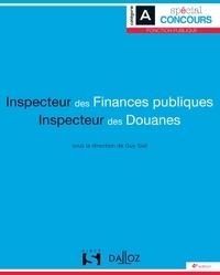 Guy Siat - Inspecteur des finances publiques ; Inspecteur des douanes.