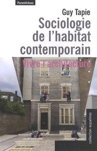 Sociologie de lhabitat contemporain - Vivre larchitecture.pdf