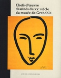 Guy Tosatto - Chefs-d'oeuvre dessinés du XXe siècle du musée de Grenoble.