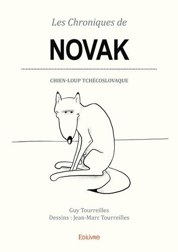 Les Chroniques de Novak. Chien-loup tchécoslovaque