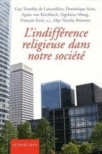 Guy Trambly de Laissardière et Dominique Seux - Indifférence religieuse dans notre société - Cpnférences de Carême à Notre-Dame de Pentecôte à La Défense.