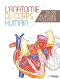 Guy Trédaniel - L'anatomie du corps humain en 215 planches à colorier.