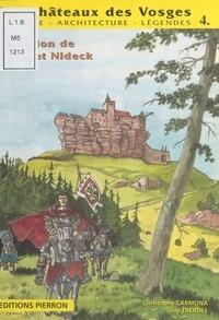 Guy Trendel - Les châteaux autour de Dabo et Nideck.