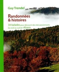 Deedr.fr Randonnées & histoires - 34 balades pour découvrir des sites passionnants du nord au sud de l'Alsace Image