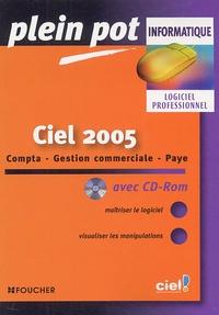 Guy Van Assche - Ciel 2005 - Compta-Gestion commerciale-Paye. 1 Cédérom
