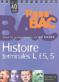 Guy Varenne - Histoire Terminales L-ES-S.