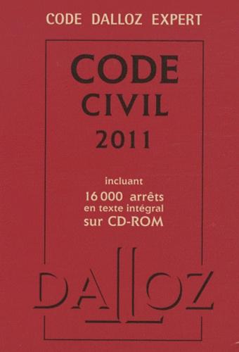 Guy Venandet et François Jacob - Code Civil 2011. 1 Cédérom