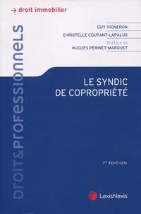 Guy Vigneron et Christelle Coutant-Lapalus - Le syndic de copropriété.