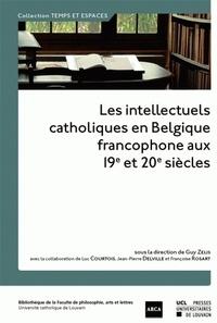 Deedr.fr Les intellectuels catholiques en Belgique francophone aux 19e et 20e siècles Image