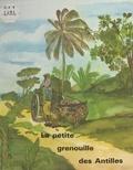 Guyannau et  Cannelle - La petite grenouille des Antilles.
