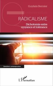 Deedr.fr Radicalisme - Dichotomie entre croyance et tolérance Image